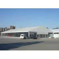 Wholesale 20x50m Large Glass Wall Outdoor Exhibition Tents Aluminum Structure Heavy Duty from china suppliers