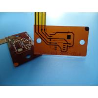 Quality Immersion Gold Single Sided PCB Polyimide FPC Flexible Printed Circuit for sale