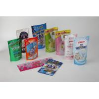 Wholesale Daily Chemical Flexible Packaging Pouches With Delicate Gravure Printing from china suppliers