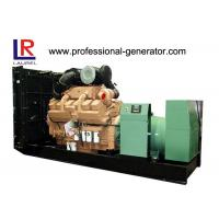 Wholesale Electronic 800kw Diesel Engine Generator , Brushless Diesel Generators For Home Use from china suppliers