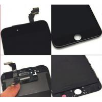 Wholesale Black Color Iphone 5S LCD Display Assembly With 1136*640 Pixel , Eco Friendly from china suppliers