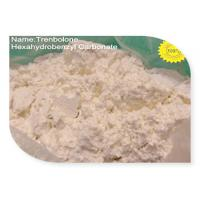 Wholesale Purity 99% Tren Hexahydrobenzylcarbonate No Side Effect Pure Anabolic Steroids Trenbolone Parabolan CAS 23454-33-3 from china suppliers