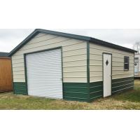 Buy cheap Small Warehouse Steel Structure With Rolling Door And Single Door from wholesalers
