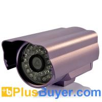 Wholesale 1/3 Inch SONY EXview HAD CCD II Security Camera (30 IR LEDs, Nightvision, 650 TVL) from china suppliers