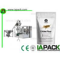 Wholesale Premade Bag Powder Packaging Machine / Flour Packaging Equipment from china suppliers