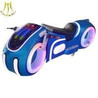 Buy cheap Hansel Amusement equipment battery operated 2 player racing go kart motorcyle amusement rides from wholesalers