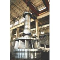 Wholesale High Efficiency Stainless Steel Francis Turbine Runner with Water Head From 10m to 300m from china suppliers