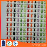 Buy cheap textile plan weave fabric in paper material for hat or bag supplier from China from wholesalers