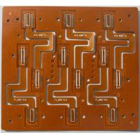 Wholesale 0.12mm polyimide pcb / flex print circuit board with Immersion gold from china suppliers