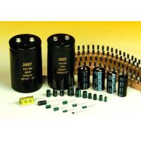 China Aluminum electrolytic capacitor on sale