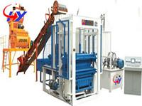 Buy cheap HY-QT5-20 interlock brick making machine price from wholesalers