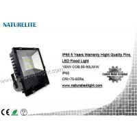 Quality IP65 High Quality Fins Led Flood Light 200W for Buildings, Square, Landscape Lighting for sale