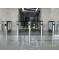 Wholesale CE Approved Swing Barrier Gate Single Or Dual Entrance Identification Card from china suppliers