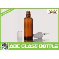 Wholesale China Supplier  Big Sell 100ml Amber Glass Bottle Essential Oil Use from china suppliers