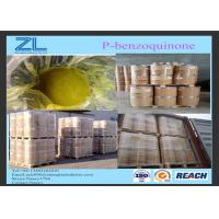 Wholesale Paint Raw Materials p-Benzoquinone / 1,4-Benzoquinone CAS 106-51-4 with purity 99% from china suppliers
