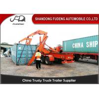 Wholesale Three Axles Container Side Loader Trailer/   40 Feet Side Loader Truck from china suppliers