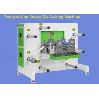 Wholesale 380V 50HZ Automatic Rotary Die Cutting Machine For Protective Film / Adhesive Tape from china suppliers