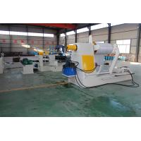 China Galvalume Coil Cut To Length And Slitting Line High Speed 20 - 100 M / Min on sale
