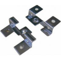 Wholesale Waterproof WPC Accessories 50x20mm SS Fixing Clip With Moisture Resistance from china suppliers