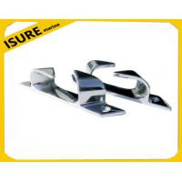 Wholesale CHROME CHOCKS SHIP BOAT DOCK CLEAT CHOCK from china suppliers