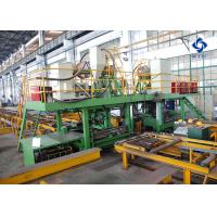 High Frequency Membrane Panel Tube Finning Machine / Production Line
