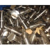 Wholesale Micro High Precision Stainless steel CNC Machining Parts Of Plating , ISO 9001 from china suppliers