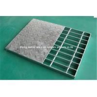 Wholesale Stainless Steel Grating Panels Hot Dipped Galvanized Surface Treatment from china suppliers