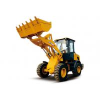 Wholesale 1.6T mini payloader / LW160KV XCMG front loader tractor CE certificate from china suppliers