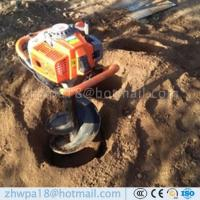 Wholesale High duty Auger drill Mini Earth Drill earth auger from china suppliers