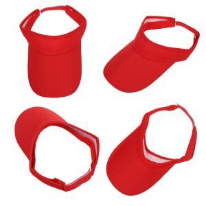 Wholesale Outdoor Women'S Golf Sun Visors , Adjustable Tennis Sun Visor Headwear from china suppliers