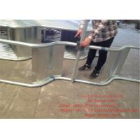 Wholesale Block Dung Board For Milking Parlor Equipment Frame 3mm Hot Galvanized Steel from china suppliers