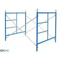 Safety Access Shoring Scaffolding Systems / Frame Scaffolding System Convenience