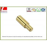Wholesale ISO standard high precision brass shaft Metal Machining Processes from china suppliers