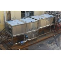 Wholesale Automatic Piston Filling Machine Bottled Juice Cooling Sterilizer with SUS304 Material from china suppliers