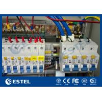Wholesale PDU Power Distribution Box , Electrical Distribution Unit For Outdoor Network Enclosure from china suppliers
