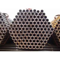 Wholesale Thin Wall Cold Drawn Seamless Tubes for Building , Heat Exchanger Pipe GB8162 / GB8163 from china suppliers