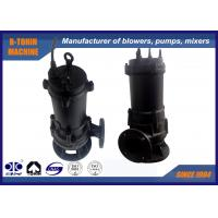 Wholesale 7.5KW Submersible wastewater pumps for fish pond , farm irrigation from china suppliers