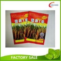 Wholesale PET + PE Moisture Proof Custom Made Packaging Bags For Plants Seeds from china suppliers