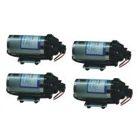 Wholesale Diesel Fuel Diaphragm Vacuum Pump , Small Electric Vacuum Pump Built - In Pressure Switch from china suppliers