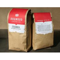Wholesale OEM Eco Friendly Print Sticker Labels Coffee Paper Bags Label Sticker from china suppliers