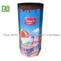 Wholesale Removable Header Cardboard Collection Bins / Cardboard Recycling Containers from china suppliers