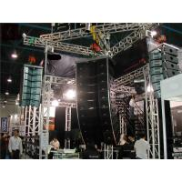 Wholesale ISO Single Speaker Truss Stands Tower Aluminum 6082 Height 12m Space Saving from china suppliers