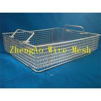 Wholesale supply metal cleaning baskets from china suppliers