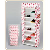 Wholesale PP Fabric Durable Shoe Shelf Stand Home Decorative Shoes Racks Over the Door from china suppliers
