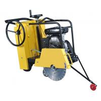 Wholesale 12.5cm Concrete Cut Off Saw Concrete Groove Cutting Machine with Single Cylinder from china suppliers