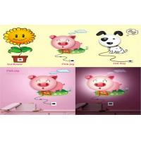 Wholesale Kids Wall Paste LED Baby Night Light Sticker Sensor Nursery Night from china suppliers