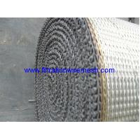 Buy cheap sus314 wire mesh belt conveyor from wholesalers