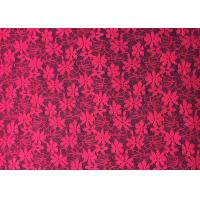Wholesale Rose Exquisite Daisy Nylon Lace Fabric Multi functional Spandex Lace Fabric for Dress from china suppliers
