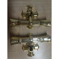 Buy cheap Funeral Casket Handle / Casket Hardware For Cremation Coffin , 22.5*13 from wholesalers