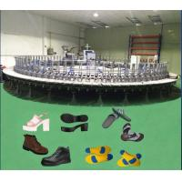 Wholesale Carousel shoe sole production foam machine / pu foaming machine from china suppliers